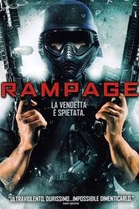 copertina film Rampage 2009