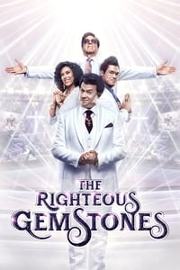 copertina serie tv The+Righteous+Gemstones 2019