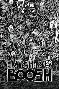 copertina serie tv The+Mighty+Boosh 2004