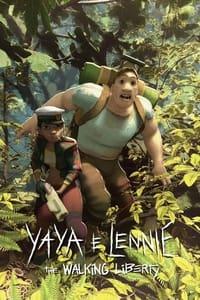 copertina film Yaya+e+Lennie+-+The+Walking+Liberty 2021