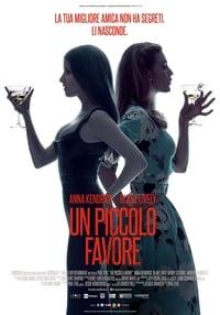 copertina film Un+piccolo+favore 2018