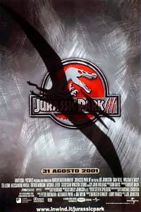 copertina film Jurassic+Park+III 2001