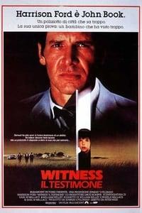 copertina film Witness+-+Il+testimone 1985