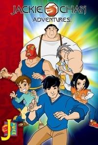 copertina serie tv Le+avventure+di+Jackie+Chan 2000