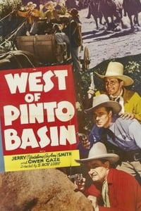 West of Pinto Basin