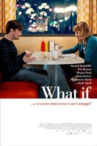 copertina film What+If 2013