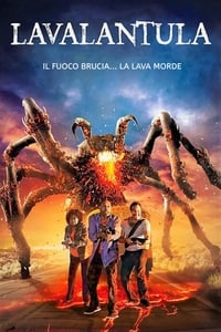 copertina film Lavalantula 2015