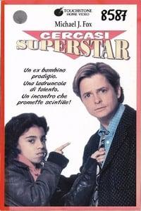 copertina film Cercasi+superstar 1993