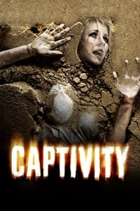 copertina film Captivity 2007