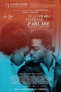 copertina film Se+la+strada+potesse+parlare 2018