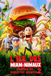 L'Île des Miam-nimaux: Tempête de boulettes géantes 2 (2014)