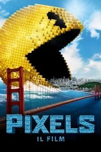 copertina film Pixels 2015