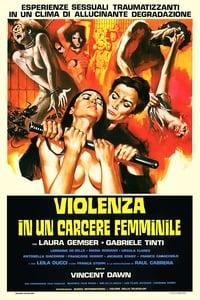 copertina film Violenza+in+un+carcere+femminile 1982