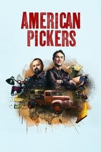 copertina serie tv American+Pickers 2010
