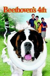 copertina film Beethoven+4 2001