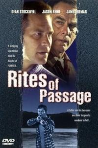 copertina film Rites+of+Passage 1999