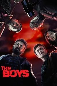 copertina serie tv The+Boys 2019