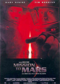 copertina film Mission+to+Mars 2000