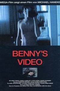 copertina film Benny%27s+Video 1993