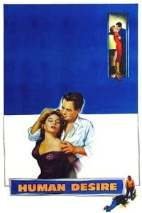copertina film La+bestia+umana 1954