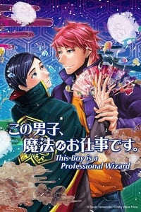 copertina serie tv This+Boy+Is+a+Professional+Wizard 2016