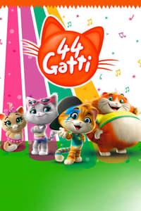 copertina serie tv 44+Gatti 2018