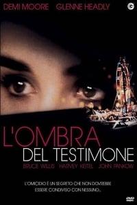 copertina film L%27ombra+del+testimone 1991