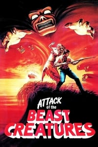 copertina film Attack+of+the+Beast+Creatures 1985