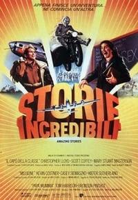copertina serie tv Storie+Incredibili+-+Amazing+Stories 1985
