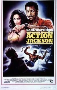 copertina film Action+Jackson 1988