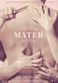 copertina film Mater 2017