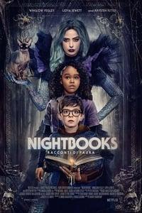 copertina film Nightbooks+-+Racconti+di+paura 2021