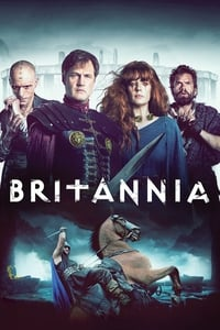 copertina serie tv Britannia 2018