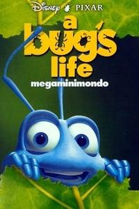 copertina film A+Bug%27s+Life+-+Megaminimondo 1998