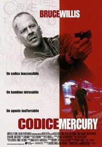 copertina film Codice+Mercury 1998