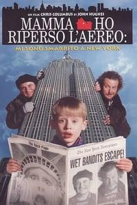 copertina film Mamma%2C+ho+riperso+l%27aereo%3A+Mi+sono+smarrito+a+New+York 1992
