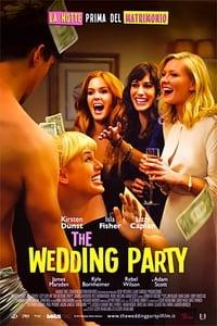 copertina film The+Wedding+Party 2012