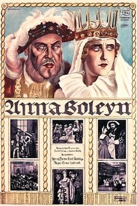 copertina film Anna+Bolena 1920