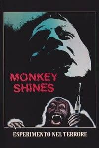 copertina film Monkey+Shines+-+Esperimento+nel+terrore 1988