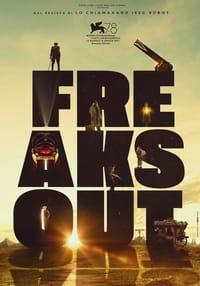copertina film Freaks+Out 2021