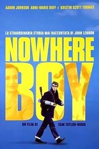 copertina film Nowhere+Boy 2009