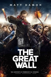 copertina film The+Great+Wall 2016
