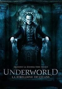 copertina film Underworld%3A+La+ribellione+dei+Lycans 2009