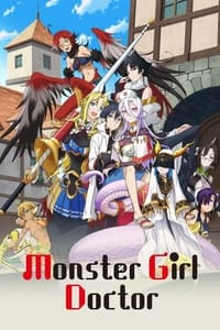 copertina serie tv Monster+Girl+Doctor 2020