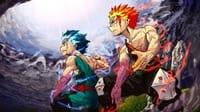 Sound Director: <strong>Masafumi Mima</strong>   Key Animation: <strong>Nobuaki Nagano</strong>   Screenplay: <strong>Yosuke Kuroda</strong>   Sound Effects: <strong>Shizuo Kurahashi</strong>   Animation Director: <strong>Yoshihiko Umakoshi</strong>   Character Designer: <strong>Yoshihiko Umakoshi</strong>   Storyboard Artist: <strong>Shinji Ishihira</strong>   Key Animation: <strong>Masaki Tanaka</strong>   Second Unit Director: <strong>Ikuro Sato</strong>   Director: <strong>Kenji Nagasaki</strong> image