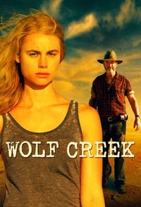 copertina serie tv Wolf+Creek 2016