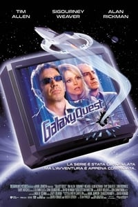 copertina film Galaxy+Quest 1999