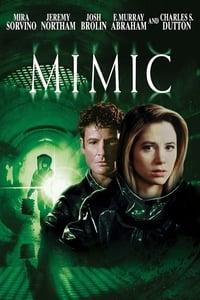 copertina film Mimic 1997