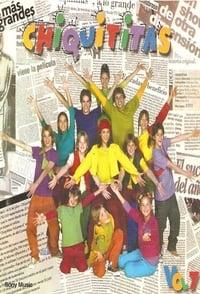 copertina serie tv Chiquititas 1995