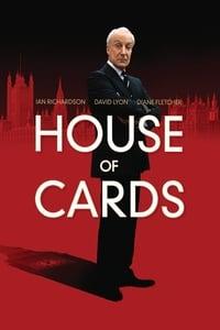 copertina serie tv House+of+Cards 1990